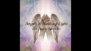 Angels and Healing Light Show ~ 24May2021
