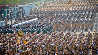 Attack On Iranian Military Parade Leaves Dozens Dead