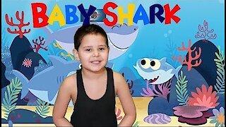 Baby Shark Doo Doo Doo Sing and Dance Challenge