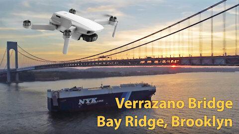 Verrazano Bridge flight - June 27th