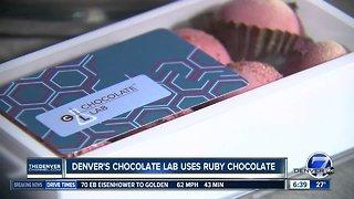 Denver's Chocolate Lab using Ruby Chocolate
