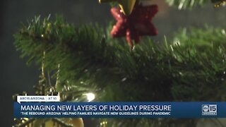 Managing new layers of holiday pressure