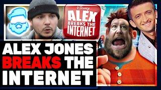 Twitter RAGES As Tim Pool Hosts Alex Jones & Michael Malice