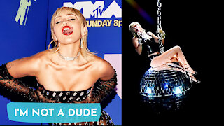 Miley Cyrus SLAMS MTV VMA's Director For Sexist Comments!