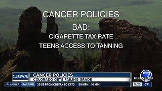 Colorado gets failing grade for cancer policies