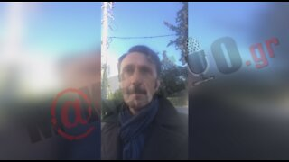 Ο Ρένος Χαραλαμπίδης μιλάει για την κατάσταση στον Έβρο   makeleio.gr