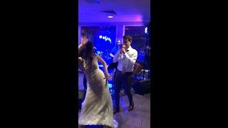 Craziest Wedding Reception