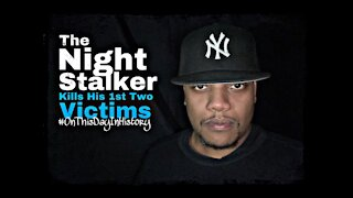 The Night Stalker Kills His 1st Two Victims #OnThisDayInHistory #TheFloNightShow #March17