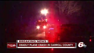 Three people killed in Carroll County plane crash