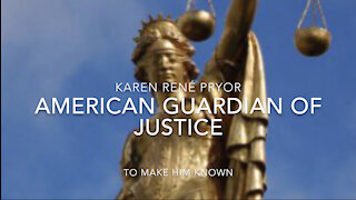 """""""American Guardian of Justice"""" Thank you, Sidney Powell, for an incredible win."""