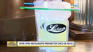 We're Open: Restaurants prepare for Cinco De Mayo