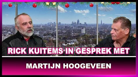 Rick Kuitems in gesprek met Hoogleraar Multimedia Martijn Hoogeveen, oprichter van open ICEcat.