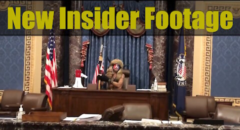 WATCH: Insider In The Capitol, The Most Violent Riot In World History