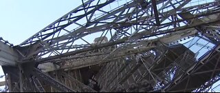 Eiffel Tower reopens after three month break