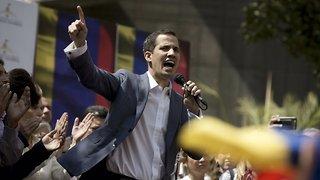 The US Might Stop Recognizing Nicolas Maduro as Venezuela's President