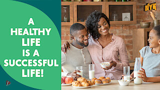 4 Ways to live a healthy lifestyle *
