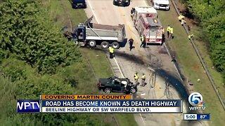 Calls for change after another fatal crash on Beeline Highway