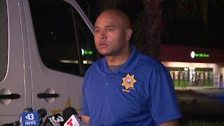 WATCH FULL   Las Vegas police discuss homicide investigation near Westcliff, Buffalo drives
