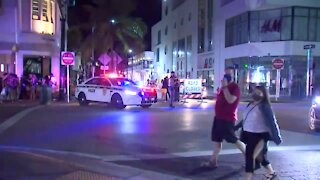 Bigger crowds, higher crime in South Beach for spring break despite COVID-19 restrictions