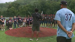 Cleveland Indians hold 'Play Ball!' event at Talty Field