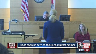 Hearing will decide future of troubled Manatee County charter school