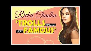 Richa Chaddha: &ldquo