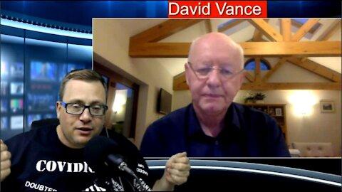 UNN's David Clews talks to David Vance