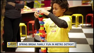 Spring break family fun in metro Detroit
