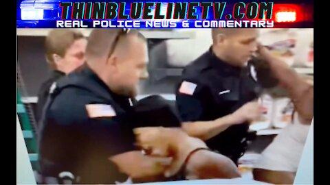 Viral Walmart Arrest Video Ends With Officer On Leave