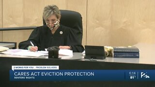 Renters' Rights: CARES Act eviction protection