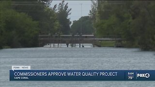 Water quality improvement project coming to Cape Coral