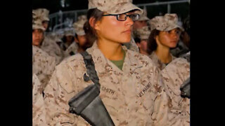 Women's History Month 2021: LCpl Madison Smith