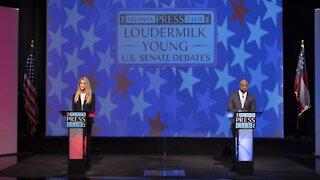 Georgia Senate Candidates Debate