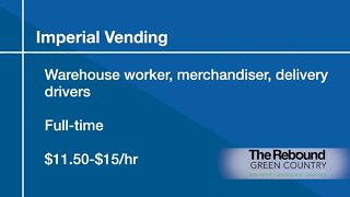 Who's Hiring: Imperial Vending
