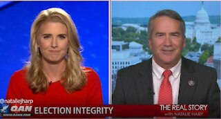 The Real Story - OAN Maricopa & Fulton Similarities with Rep. Jody Hice