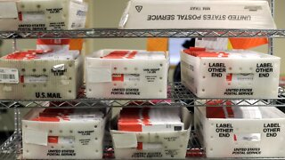 Postal Service Warns That Delays Could Keep Ballots From Being Counted
