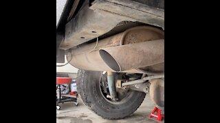 Exhaust Upgrade - Part 1