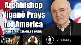 16 Dec 2020 Archbishop Viganò Prays for America