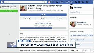 Fundraiser for Barker Public Library