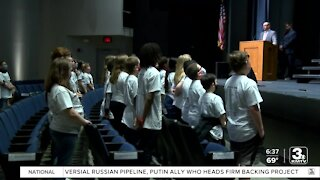 Council Bluffs students make a promise to succeed