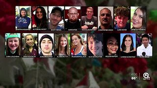 Community honors victims of Parkland school shooting, two years after tragedy