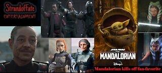 The Mandalorian Season 2 kills off fan favorite character