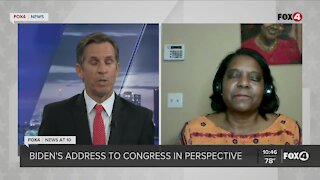 Expert comments on President Bidens speech
