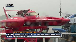 Chevy Dealers HydroFest