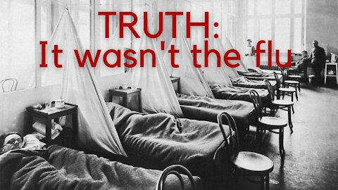 THE TRUTH ABOUT THE SPANISH FLU (SOUND CORRECTED) and other jaw-dropping truths