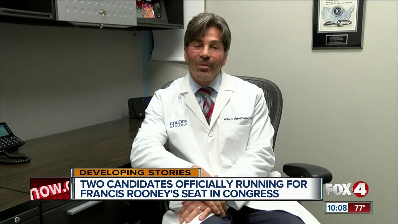 Naples doctor announces run for congress