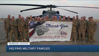 USO helping military families this season