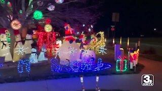 Winterfest Holiday Lights Tour creatively celebrates the holidays