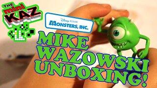 Mini Kaz! Mike Wazowski Monsters Inc Figurine Unboxing