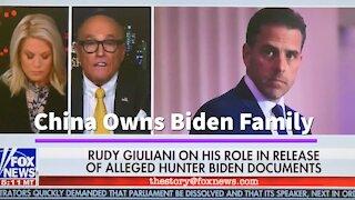 China Owns Biden Family